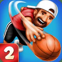 Dude Perfect 2 1.5.1 دانلود بازی بسکتبال کم حجم اندروید + مود