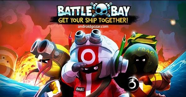 Battle Bay 2.3.14743 دانلود بازی خلیج نبرد اندروید + مود + دیتا