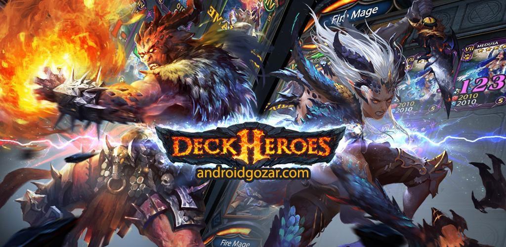 Deck Heroes: Legacy 10.6.2 دانلود بازی قهرمانان عرشه اندروید