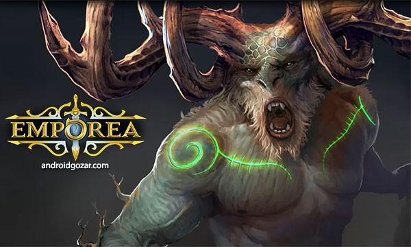 Emporea 0.2.162 دانلود بازی استراتژی جنگجویان مبارز اندروید