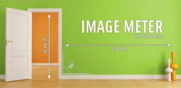 ImageMeter Pro 2.9.0 نوشتن ابعاد بر روی عکس در اندروید
