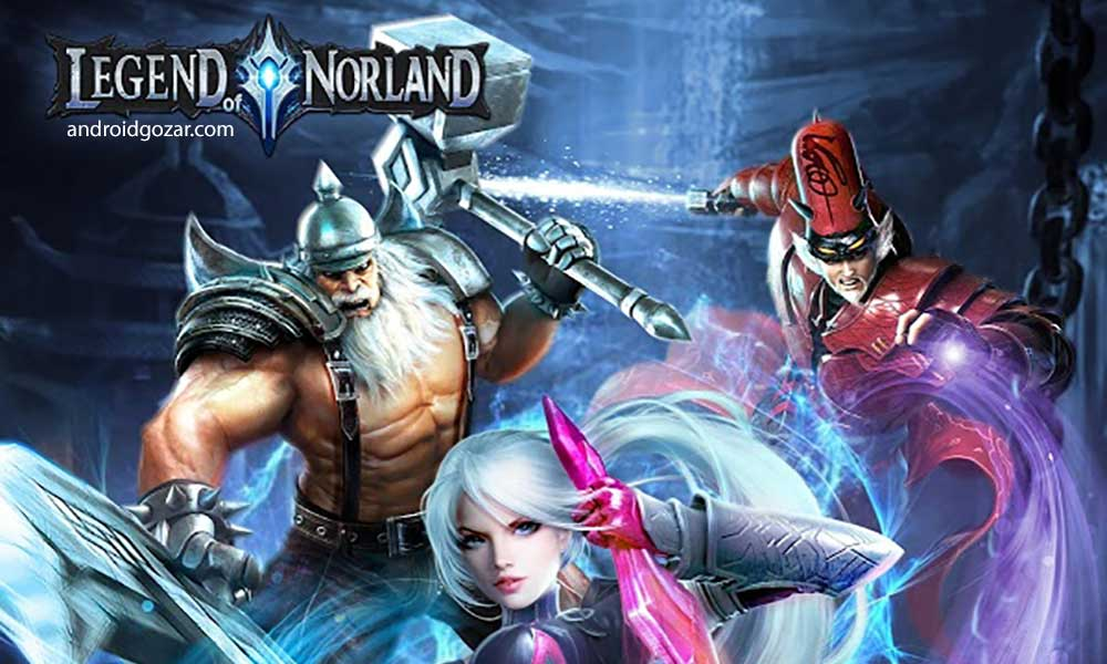 Legend of Norland 3.3.0 دانلود بازی اکشن افسانه نرلند اندروید + دیتا