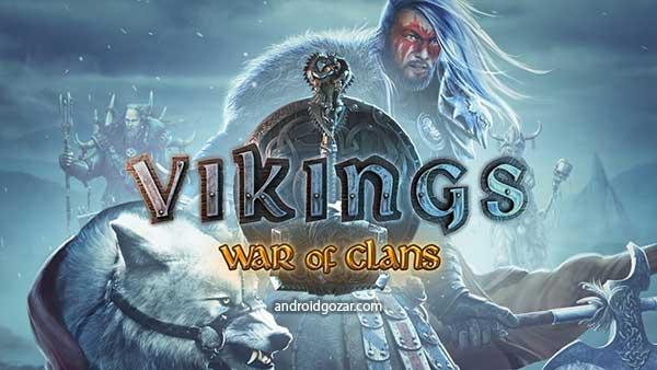 Vikings: War of Clans 1.11.3.504 دانلود بازی وایکینگ ها: جنگ قبیله ها