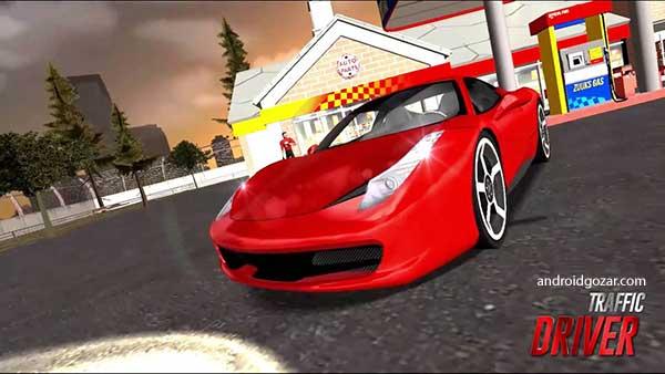 Traffic Driver 1.00 دانلود بازی راننده ترافیک + مود