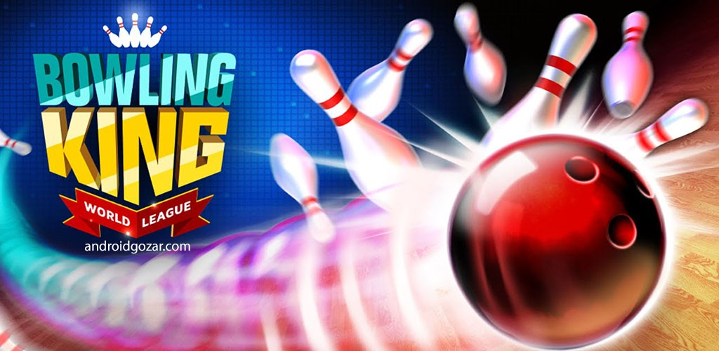 Bowling King 1.40.22 دانلود بازی بولینگ چند نفره اندروید