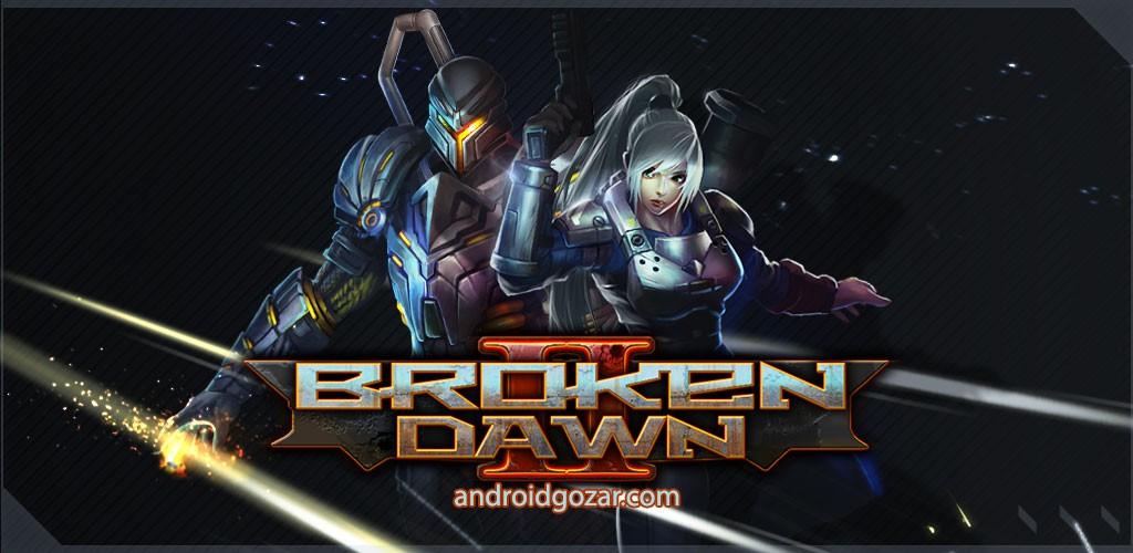 Broken Dawn II 1.2.8 دانلود بازی جادوی شکسته 2 اندروید + مود