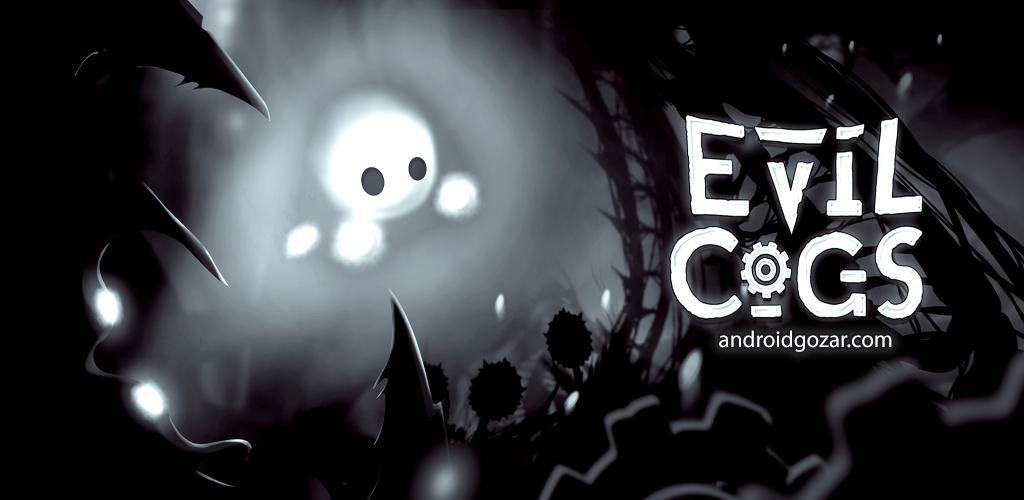 Evil Cogs 4.0.1 دانلود بازی دندانه های شیطانی + مود