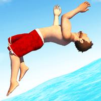 flip-diving-icon