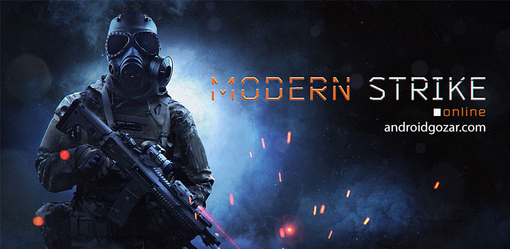 Modern Strike Online 1.16.4 دانلود بازی اکشن تیراندازی اعتصاب مدرن + مود + دیتا