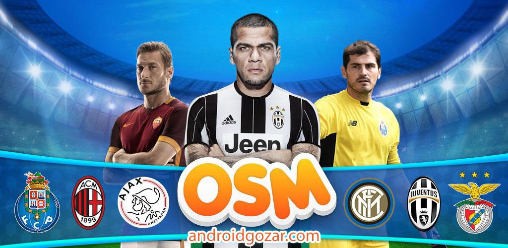 Online Soccer Manager (OSM) 3.2.02 بازی مربیگری فوتبال اندروید