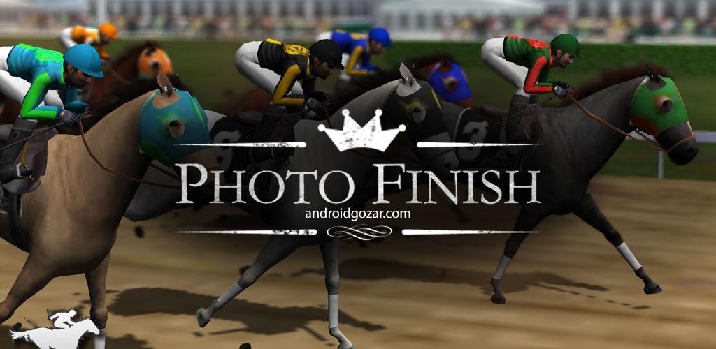 Photo Finish Horse Racing 76.08 دانلود بازی اسب سواری اندروید + مود