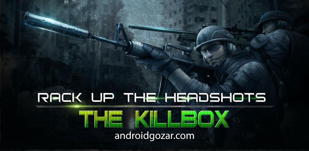 The Killbox: Arena Combat 2.9 دانلود بازی اکشن عرصه نبرد اندروید + دیتا