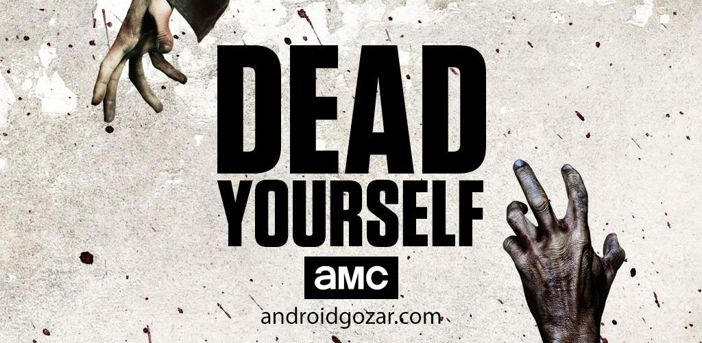 The Walking Dead Dead Yourself 4.0.4 دانلود نرم افزار تبدیل عکس به زامبی متحرک