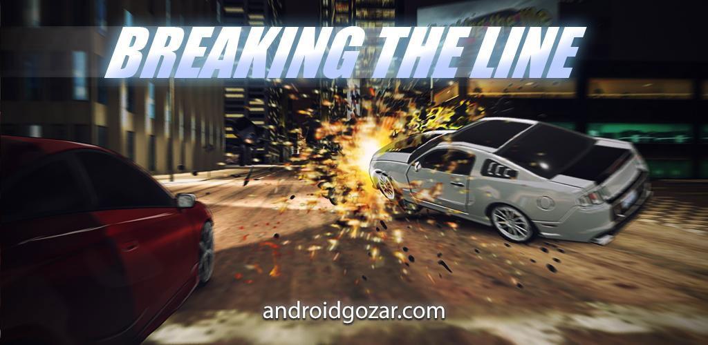 Breaking the line 0.8.015 دانلود بازی ماشین سواری شکستن مسیر + مود + دیتا