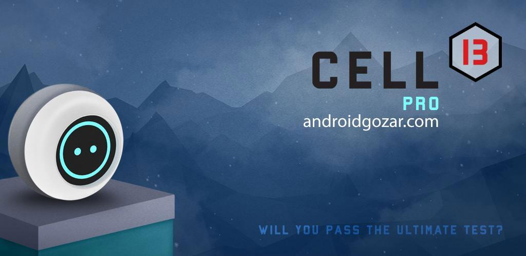 CELL 13 PRO 1.08 دانلود بازی فکری فرار از سلول ها