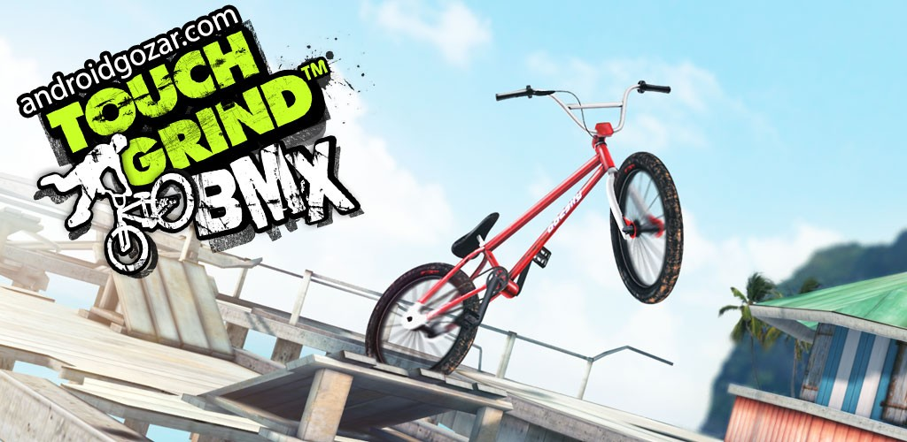 Touchgrind BMX 1.27 دانلود بازی دوچرخه سواری بی ام اکس لمسی + مود + دیتا