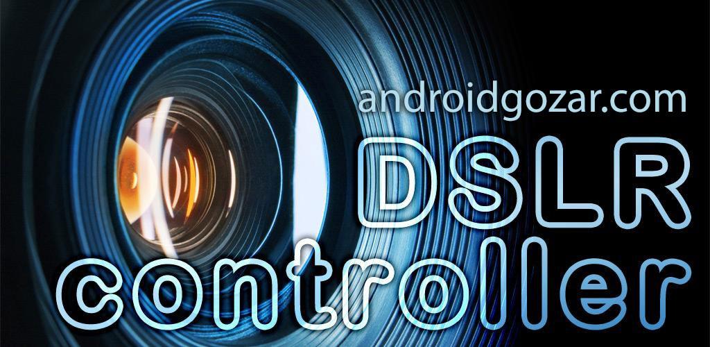 DSLR Controller 1.02 کنترل کامل دوربین کانن Canon EOS DSLR از اندروید