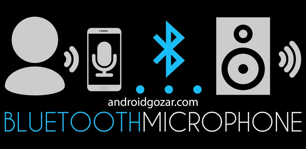 Easy Microphone Pro 1.07 تبدیل دستگاه اندروید به میکروفون بلوتوث بی سیم