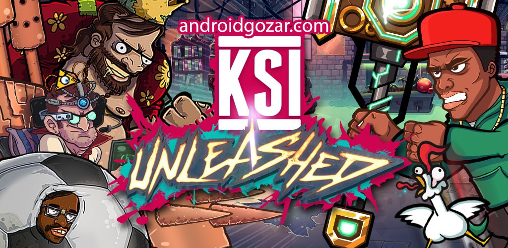 KSI Unleashed 1.1.0 دانلود بازی اکشن نجات جهان + دیتا
