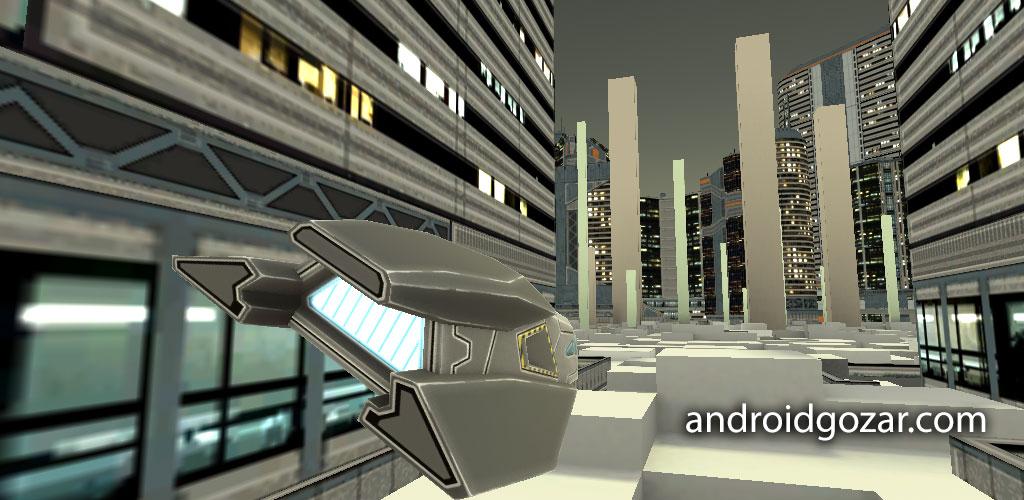 VeloCity – Endless Racing 1.8 بازی مسابقه هاورکرافت اندروید