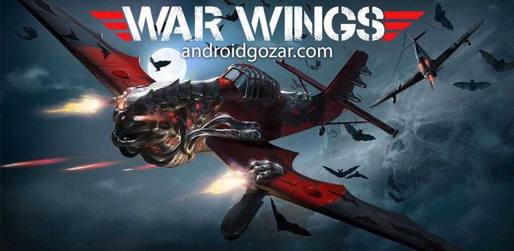 War Wings 1.82.23 دانلود بازی اکشن بال های جنگ اندروید + مود + دیتا