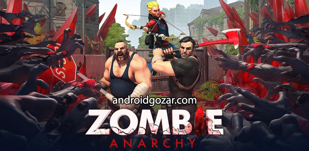 Zombie Anarchy 1.0.10c بازی اغتشاش زامبی اندروید