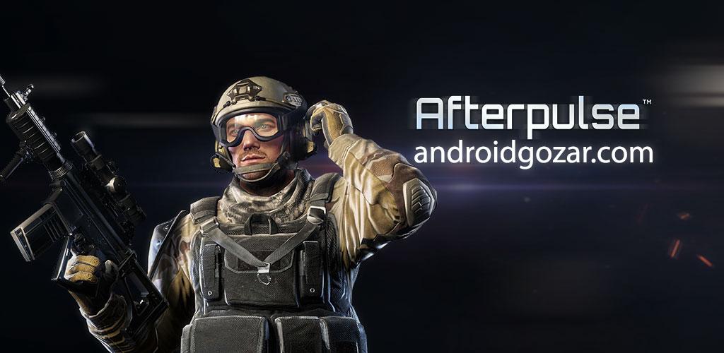 Afterpulse 1.7.3 دانلود بازی اکشن فوق العاده افتر پالس اندروید + دیتا