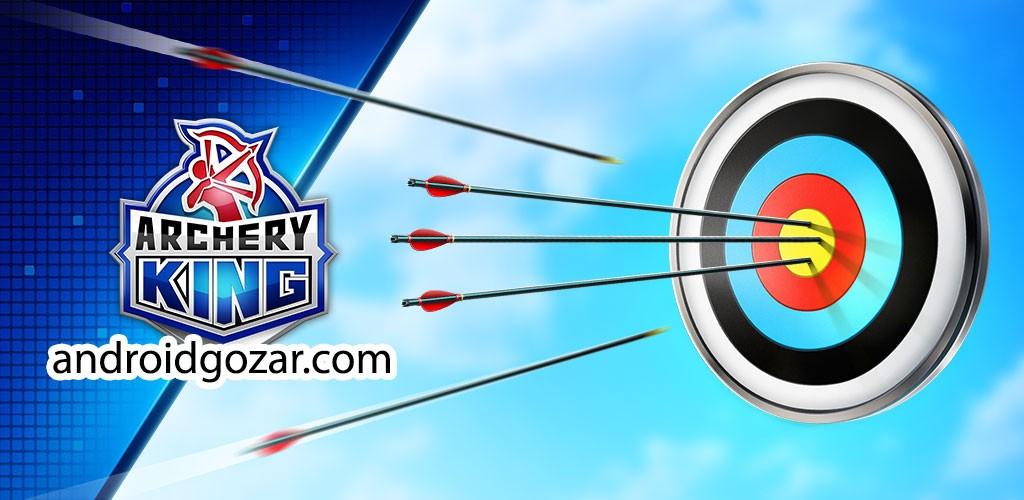 Archery King 1.0.12 دانلود بازی پادشاه تیراندازی با کمان اندروید + مود