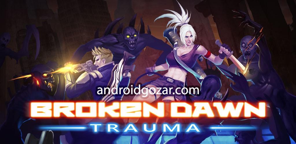 Broken Dawn:Trauma 1.1.9 دانلود بازی جادوی شکسته: تروما اندروید