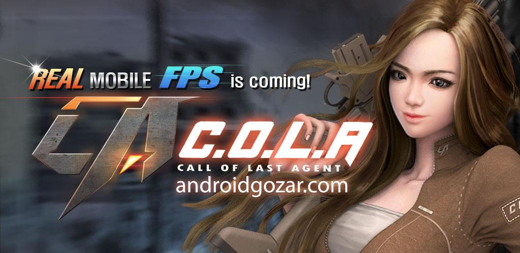 Call Of Last Agent 2.3.4 دانلود بازی ندای آخرین مامور اندروید+مود