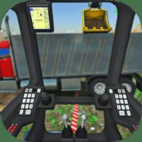 Extreme Trucks Simulator 1.3.0 دانلود بازی کامیون های سنگین اندروید + مود