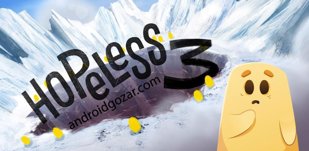 Hopeless 3: Dark Hollow Earth 0.0.07 دانلود بازی ناامیدی 3 اندروید + مود