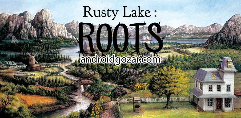 Rusty Lake: Roots 1.2 دانلود بازی دریاچه زنگ زده: ریشه ها اندروید