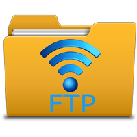 wifi-ftp-server-pro-icon