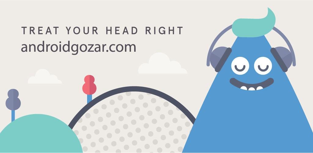Headspace – meditation 2.5.2 دانلود نرم افزار مدیتیشن اندروید