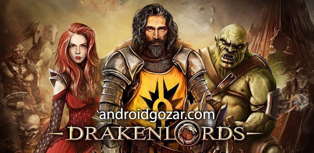 Drakenlords: CCG Card Duels 3.2.1 دانلود بازی کارتی اربابان دراکن اندروید