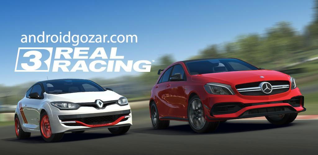 Real Racing 3 5.2.0 دانلود بازی ماشین سواری مسابقه واقعی 3 اندروید + مود + دیتا
