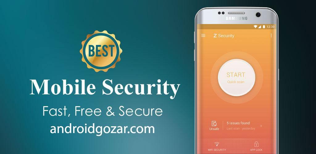 Hi Security 2.5.3.814 دانلود آنتی ویروس و قفل برنامه اندروید