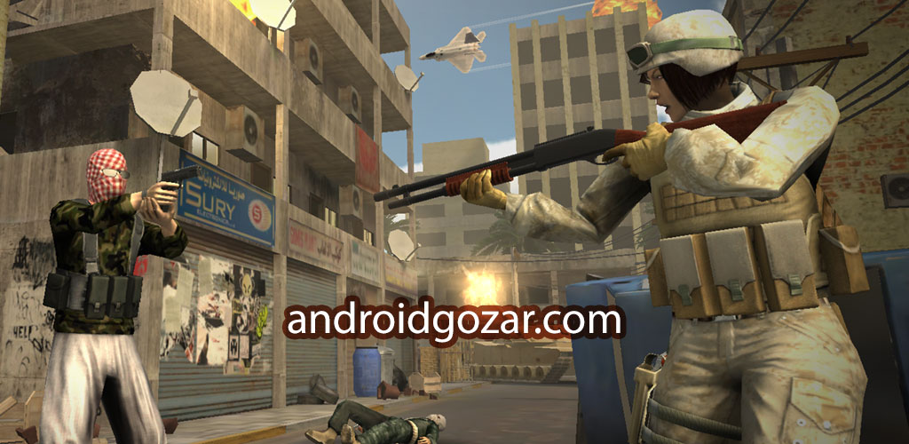 Grand Shooter: 3D Gun Game 1.3 دانلود بازی تیرانداز بزرگ اندروید + مود