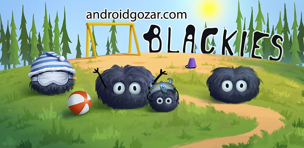 Blackies 2.3 دانلود بازی فکری و معمایی سیاه پوستان اندروید