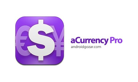 aCurrency Pro (exchange rate) 4.81 Patched دانلود نرم افزار نرخ ارز
