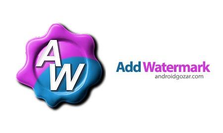 Add Watermark 3.0 دانلود نرم افزار قرار دادن متن و تصویر روی عکس ...Add Watermark 3.0 دانلود نرم افزار قرار دادن متن و تصویر روی عکس