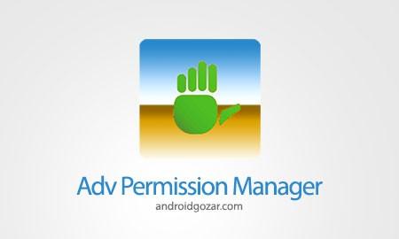 Adv Permission Manager (Pro) 3.3.20 دانلود نرم افزار مدیریت دسترسی