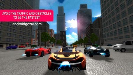 Extreme Car Driving Simulator 4.13 دانلود بازی شبیه ساز رانندگی خودرو + مود