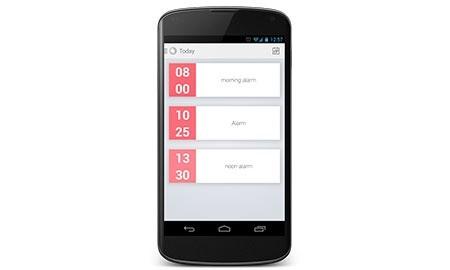 Alarmone -alarm clock/calendar 3.0.2 دانلود نرم افزار زنگ هشدار پیشرفته