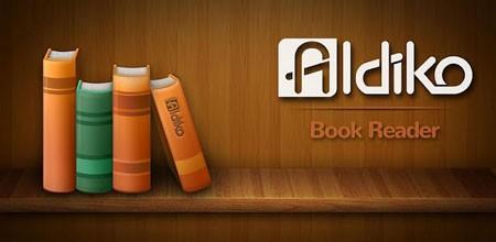 Aldiko Book Reader Premium 3.0.24 دانلود نرم افزار کتاب خوان
