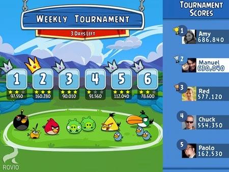 Angry Birds Friends 3.2.1 دانلود بازی پرندگان خشمگین دوستان