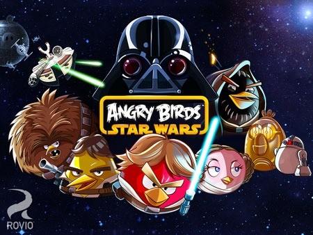 Angry Birds Star Wars HD 1.5.3 دانلود بازی پرندگان خشمگین جنگ ستارگان