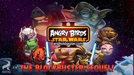 Angry Birds Star Wars II 1.9.19 دانلود بازی پرندگان عصبانی جنگ ستارگان اندروید + مود