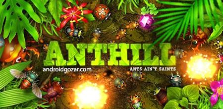 Anthill 1.0.10 دانلود بازی موبایل خاکریز مورچه